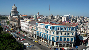 Havana Gardens   travel and shipping agency to Cuba from