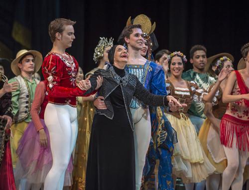 Gisell: Alicia en el Ballet de las Maravillas