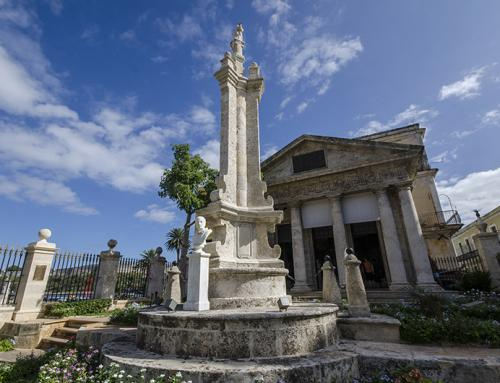El Templete de La Habana cumple 191 año.
