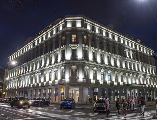 Hotel Manzana… Un diamante entre los hoteles de la Habana