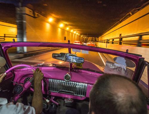 Convertibles:  Las Gondolas de Cuba