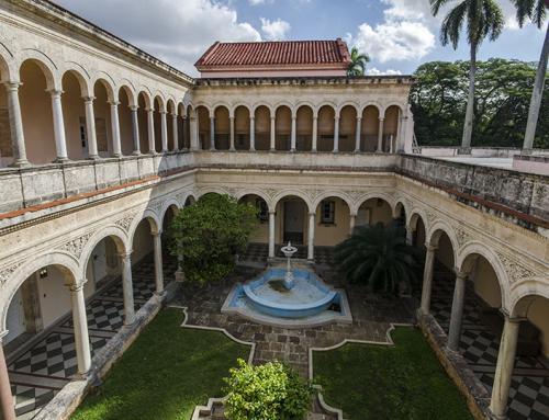 EL PALACIO FLORENTINO EN LA HABANA
